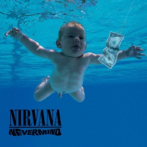 Nirvana Nevermind album cover