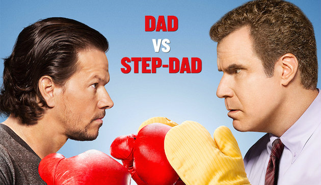 Daddy's Home Movie Review poster and information